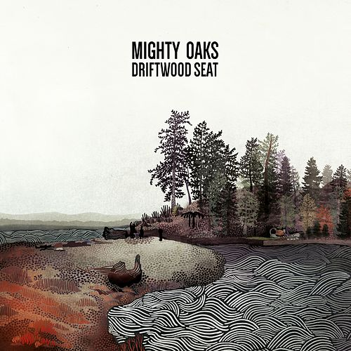 Driftwood Seat von Mighty Oaks