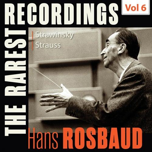 Milestones of a Legend: The Rarest Recordings – Hans Rosbaud, Vol. 6 de Sinfonieorchester des Südwestrundfunks