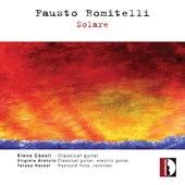 Fausto Romitelli: Solare de Various Artists