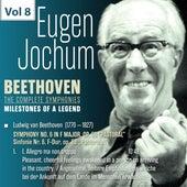 Milestones of a Legend: Eugen Jochum, Vol. 8 von Various Artists