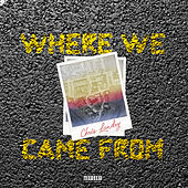 Where We Came From by Chris Landry