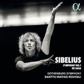 Sibelius: Symphony No. 1 & En saga de Gothenburg Symphony Orchestra