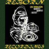 Quartet / Quintet / Sextet (RVG, HD Remastered) de Lou Donaldson