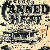 Boogie Assault - Live in Australia 1981 de Canned Heat