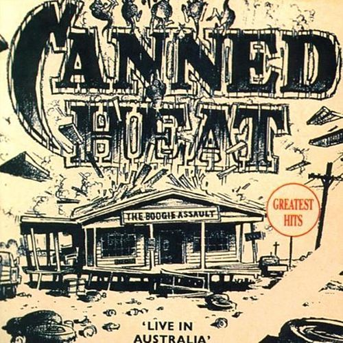 Boogie Assault - Live in Australia 1981 by Canned Heat