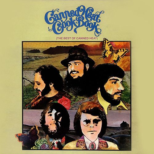 Cook Book by Canned Heat