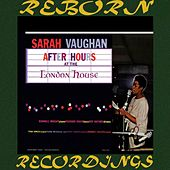 After Hours Live At The London House (HD Remastered) de Sarah Vaughan