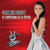 El Fantasma De La Ópera by Carmen Goett