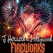 Fireworks by Jhollow