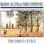 Brahms' Second & Third Symphonies: Brahms: Symphony No. 2 in D · Symphony No. 3 in F de Slovak Philharmonic Orchestra