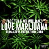 I Love Marijuana (Numa Crew Remix) by Paco Ten & Mr. Williamz