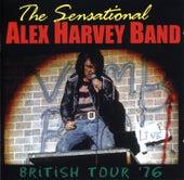 British Tour '76 de Sensational Alex Harvey Band