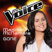 Gone (The Voice Australia 2016 Performance) de Maddison McNamara
