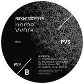 Fuckin' society (2018) (Repress) von Pvs