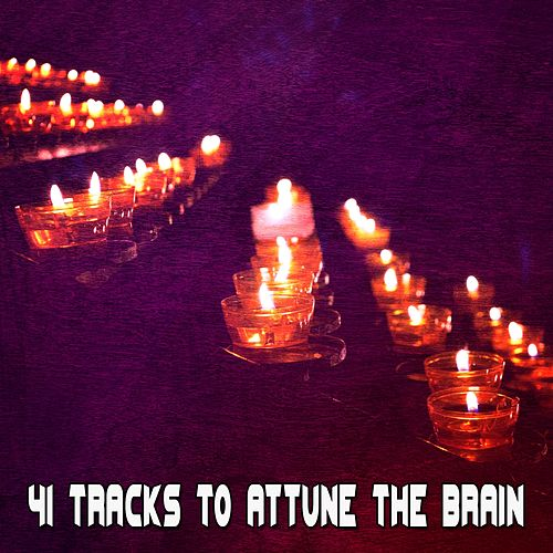 41 Tracks To Attune The Brain von Entspannungsmusik
