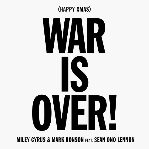 Happy Xmas (War Is Over) de Miley Cyrus and Mark Ronson