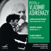 Recital of Vladimir Ashkenazy. Moscow, June 09, 1963 (Live) de Vladimir Ashkenazy