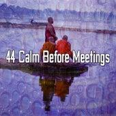 44 Calm Before Meetings de Meditación Música Ambiente