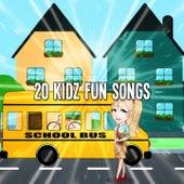 20 Kidz Fun Songs by Canciones Infantiles