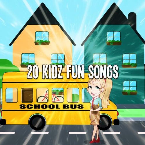 20 Kidz Fun Songs de Canciones Infantiles