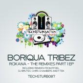 Roxana - The Remixes Part 1 EP by Boriqua Tribez