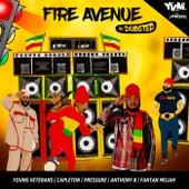 Fire Avenue In Dubstep (feat. Capleton, Pressure, Fantan Mojah, Anthony B) - Single von Young Veterans