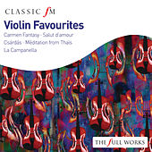 Violin Favourites by Various Artists