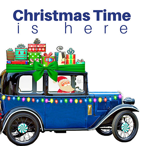 Christmas Time is Here CD - Instrumental Christmas Songs Remastered von Christmas Songs