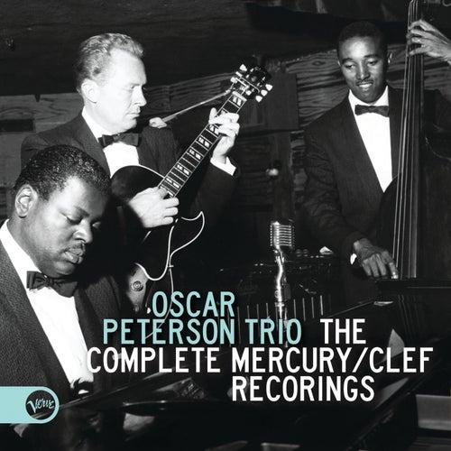 The Complete Mercury/Clef Recordings de Oscar Peterson