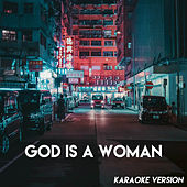 God is a woman (Backing Track with Backing Vocals) by Sassydee