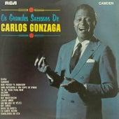 Os Grandes Sucessos de Carlos Gonzaga by Carlos Gonzaga