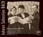 Bach: Goldberg Variations, BWV 988 de Magdalena Kling-Fender