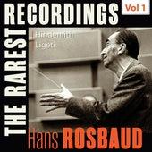 Milestones of a Legend: Hans Rosbaud, Vol. 1 de Various Artists