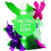 Metro City EDM, Vol. 2 de Various Artists