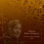 Dedicated To Morteza Mahjubi, Pt. 2 by Fakhri Malekpour