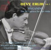Devy Erlih, Vol. 2: Paganini Caprices by Devy Erlih