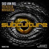 Techzilla + The Navigator by Sied van Riel