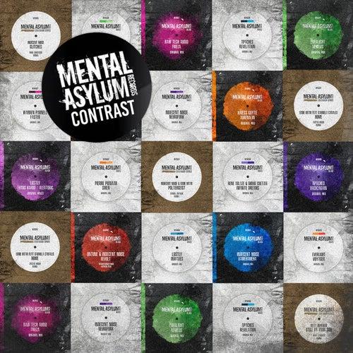 Mental Asylum Contrast von Various Artists