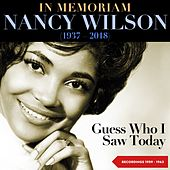 Guess Who I Saw Today (Recordings 1959 - 1963) by Various Artists