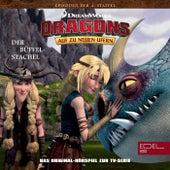 Folge 36: Der Büffelstachel / Die Drachenauktion (Das Original-Hörspiel zur TV-Serie) von Dragons - Auf zu neuen Ufern