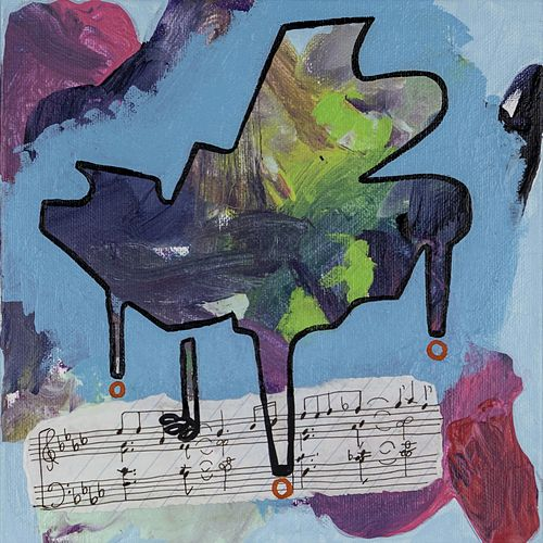 'Butterfly Room': Connections for Solo Piano de Willis Delony