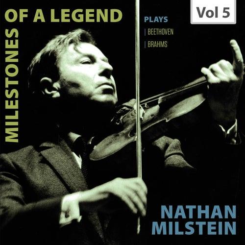 Milestones of a Legend: Nathan Milstein, Vol. 5 de Nathan Milstein