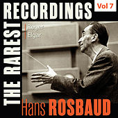 Milestones of a Legend: Hans Rosbaud, Vol. 7 von Various Artists