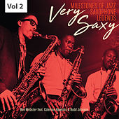 Milestones of Jazz Saxophone Legends: Very Saxy, Vol. 2 by Roy Eldridge