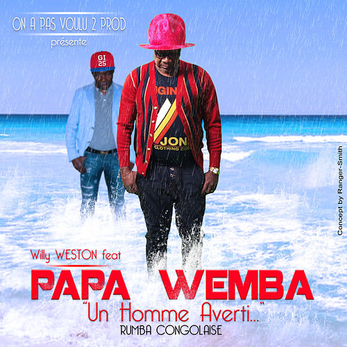 Un Homme Averti by Papa Wemba