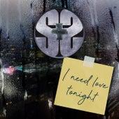 I Need Love Tonight von The Sands