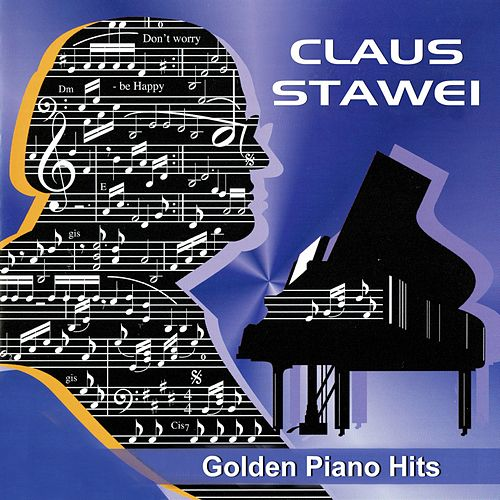 Golden Piano Hits de Claus Stawei