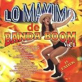 Lo Maximo de Banda Boom, Vol. 1 de Banda Boom