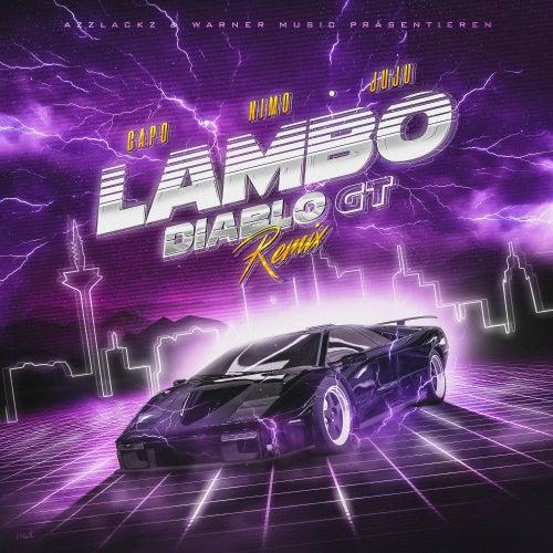 Lambo Diablo GT (feat. Nimo & Juju) (Remix) von Capo