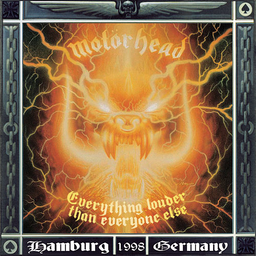 Everything Louder Than Everyone Else (Live Hamburg Germany 1998) by Motörhead